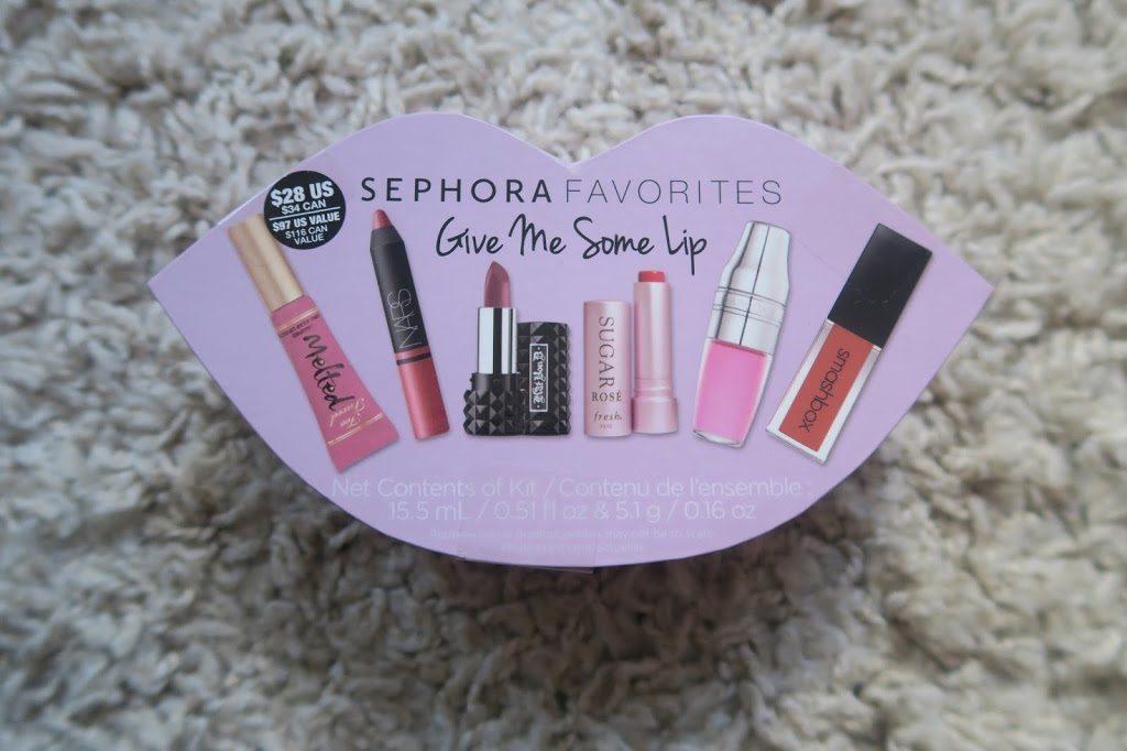 Sephora favourites collection