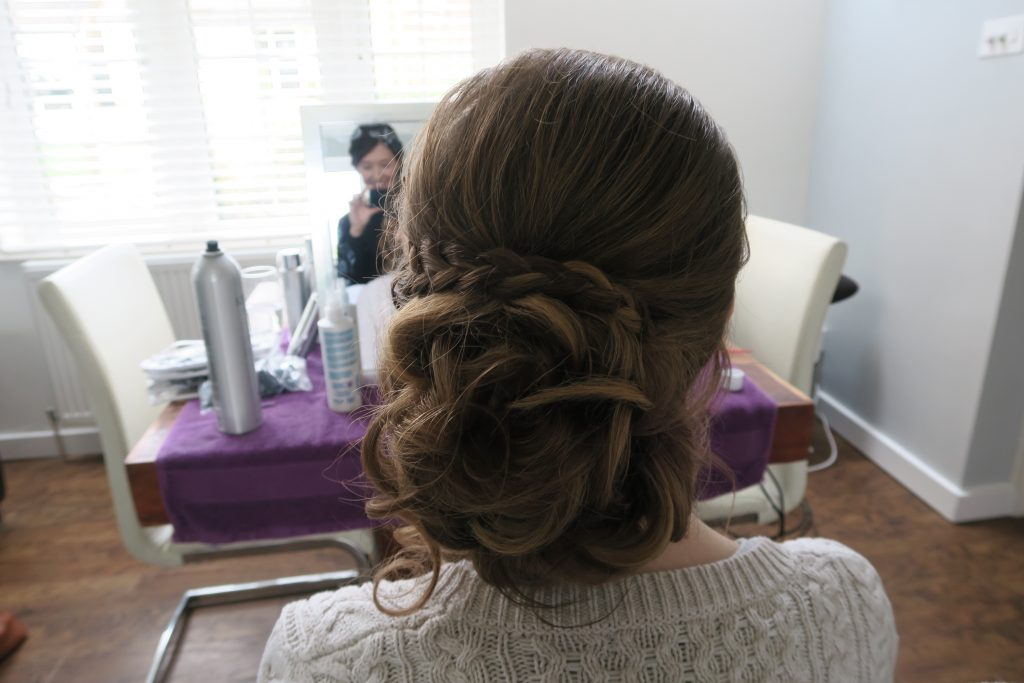 Bridal Hair & Makeup Trial