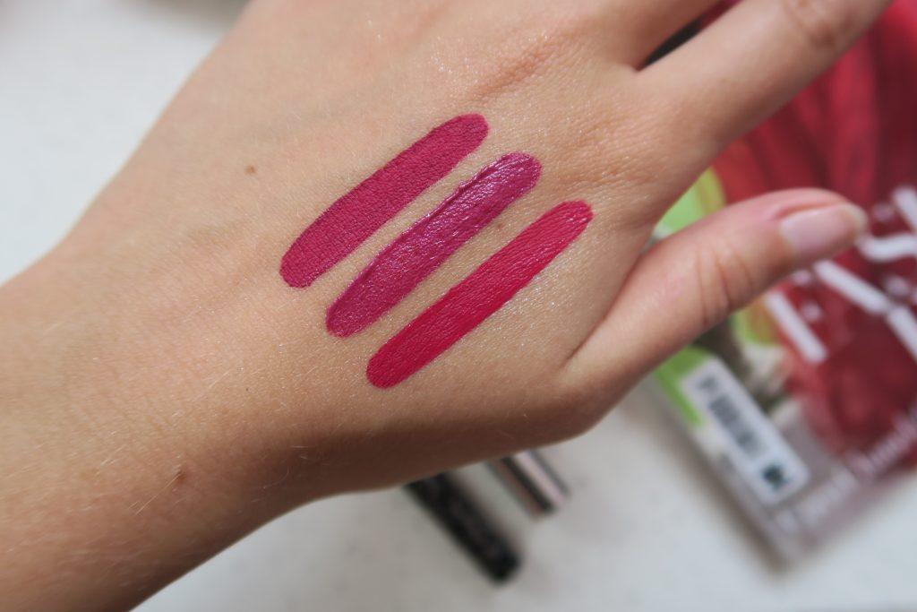 berry liquid lip