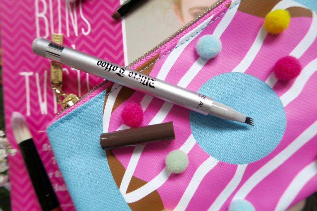 Tattoo Above Eyebrow Meaning: L'Oreal Brow Artist Micro Tattoo Pen Review