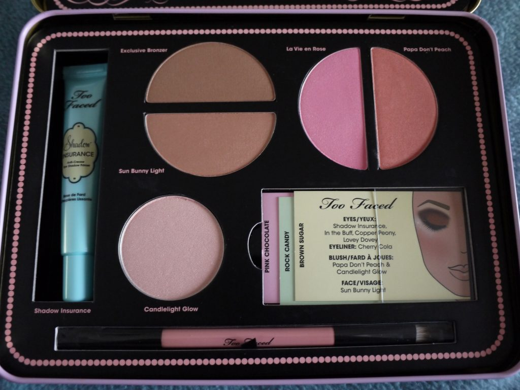 Two Faced Sweet Indulgence Palette