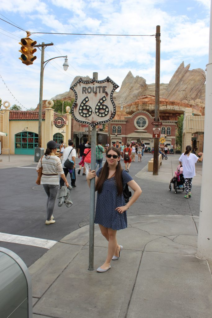 disneyland and california adventure