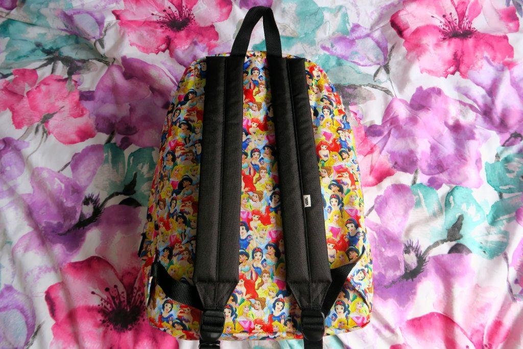 disney x vans backpack