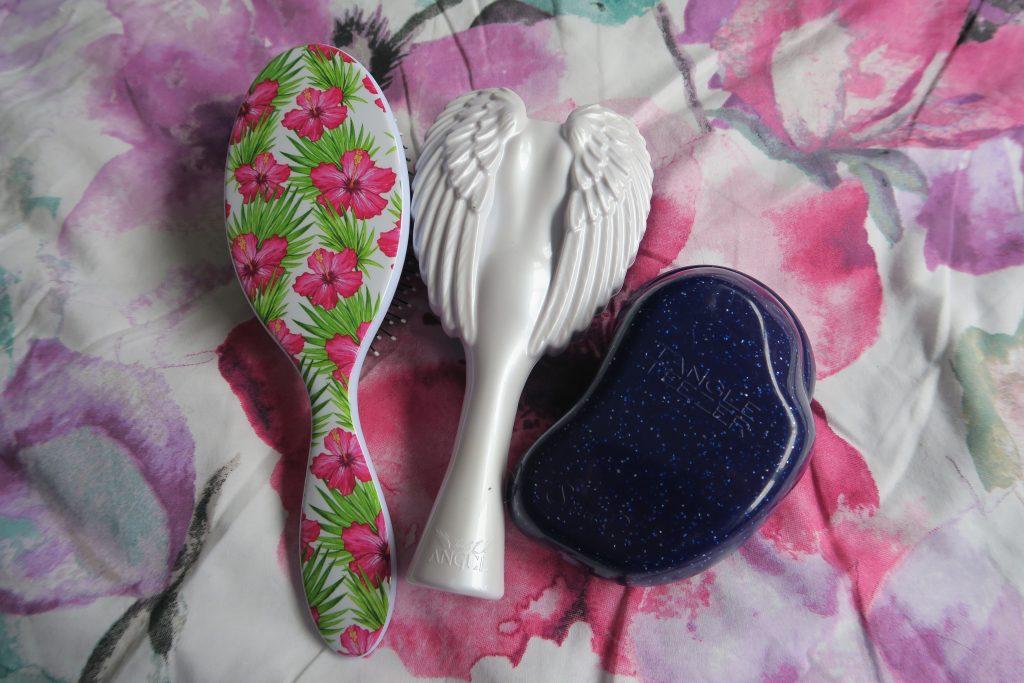detangling brushes