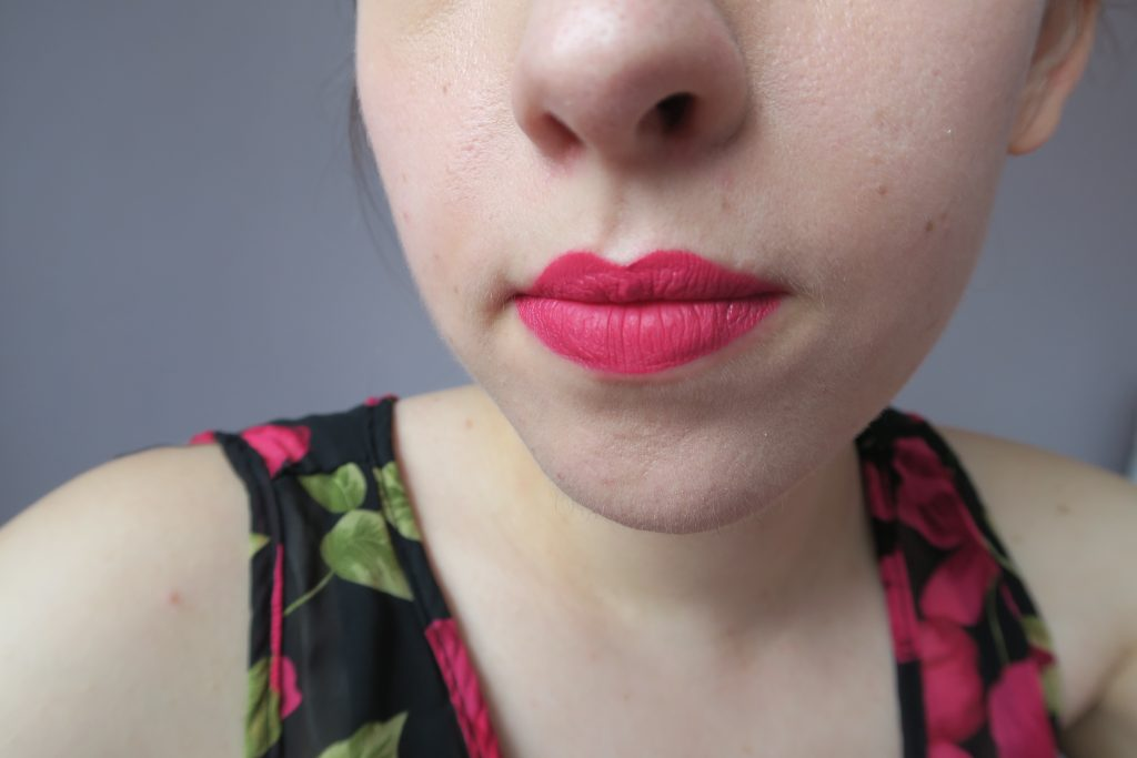 longwearing lip products