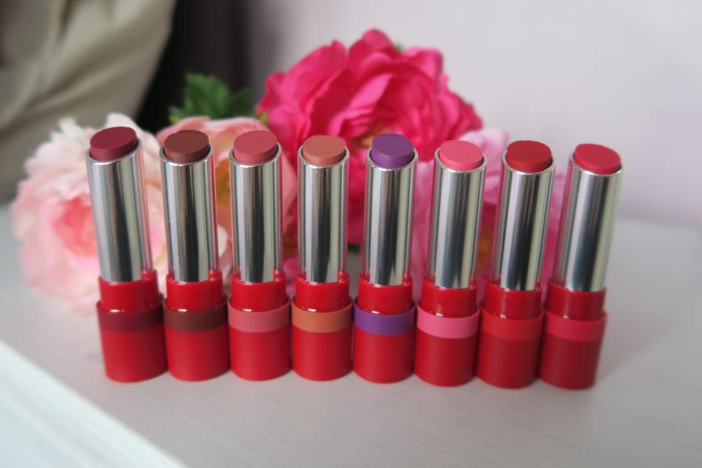 rimmel only 1 matte lipsticks