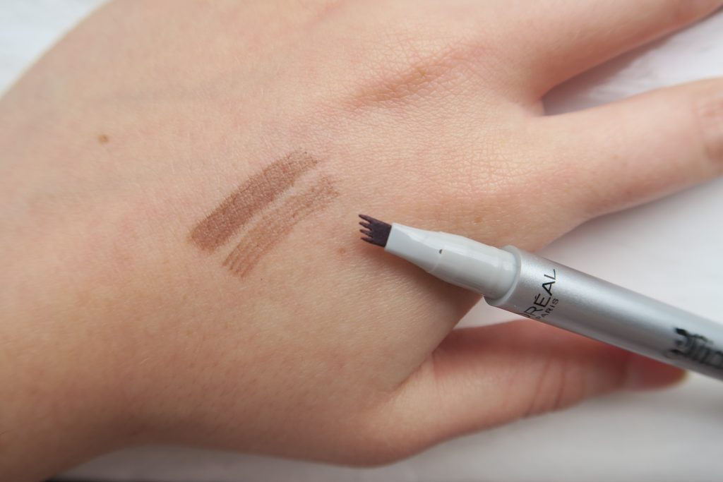 Loreal Brow Artist Micro Tattoo Pen Review A Beautiful Ride