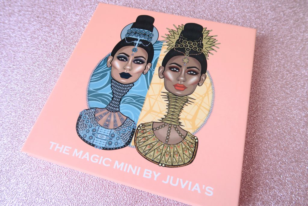 Juvia's Place Magic Mini Palette