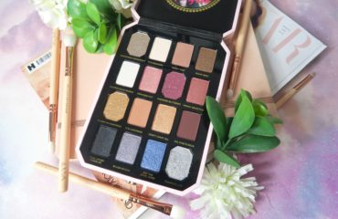 Too Faced Pretty Rich Palette Review