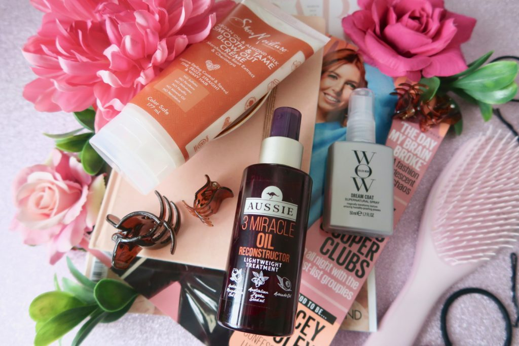 Haircare Products You Need For Frizzy & Coloured Hair