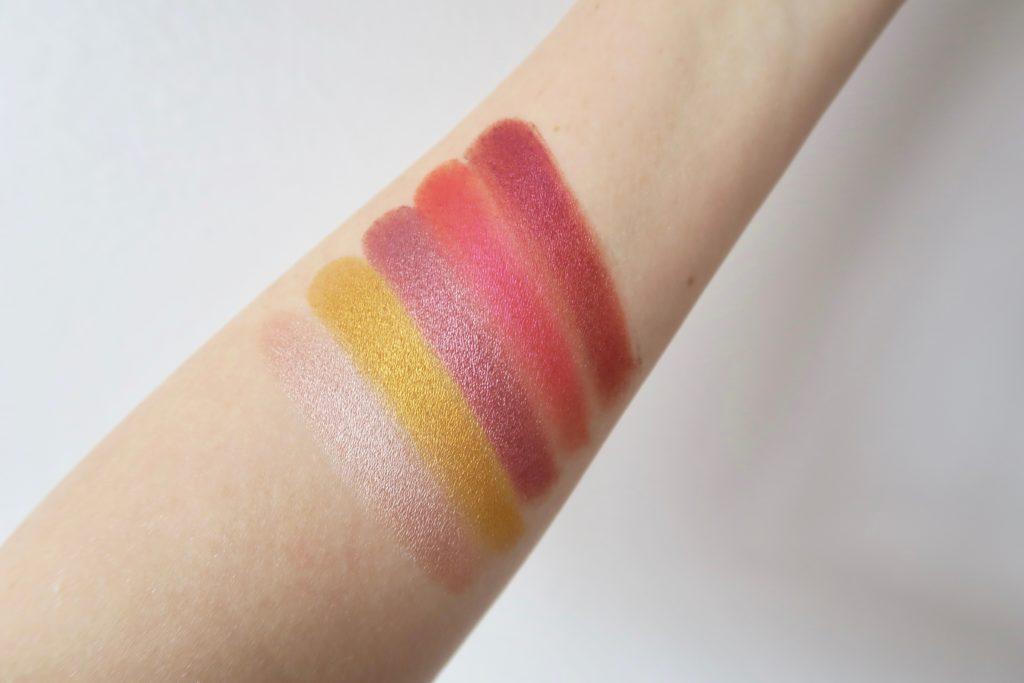 Revolution Foil Frenzy Eyeshadow Palette Review