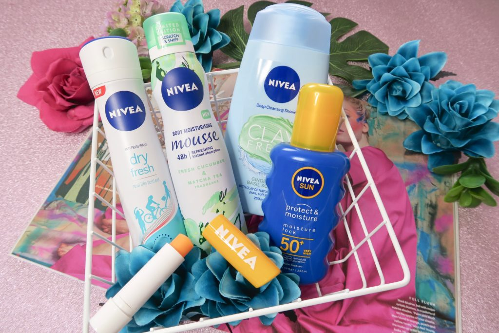 How To Keep Your Skin Protected This Summer with Nivea